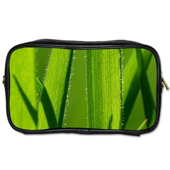 Grass Travel Toiletry Bag (two Sides)