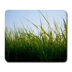 Grass Large Mouse Pad (rectangle)