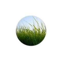 Grass Golf Ball Marker