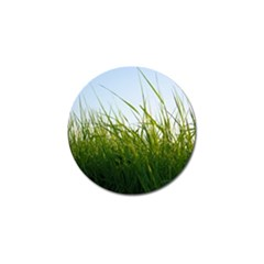 Grass Golf Ball Marker 10 Pack
