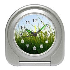 Grass Desk Alarm Clock