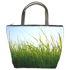 Grass Bucket Bag