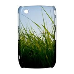 Grass BlackBerry Curve 8520 9300 Hardshell Case