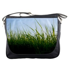 Grass Messenger Bag
