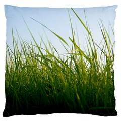 Grass Large Cushion Case (Single Sided)