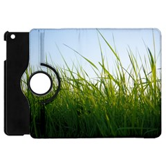 Grass Apple iPad Mini Flip 360 Case