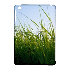 Grass Apple iPad Mini Hardshell Case (Compatible with Smart Cover)