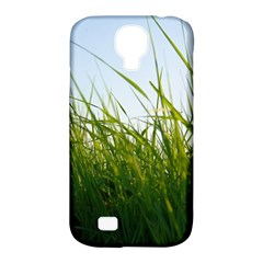 Grass Samsung Galaxy S4 Classic Hardshell Case (pc+silicone)