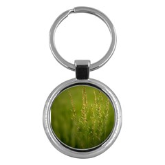 Grass Key Chain (Round)