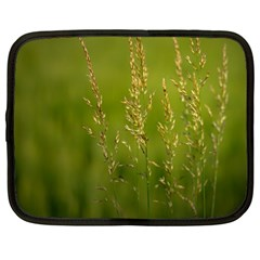 Grass Netbook Case (Large)