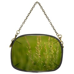 Grass Chain Purse (Two Sided)