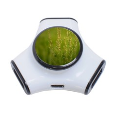 Grass 3 Port USB Hub
