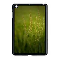 Grass Apple iPad Mini Case (Black)