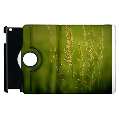 Grass Apple Ipad 3/4 Flip 360 Case