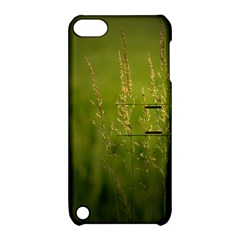 Grass Apple iPod Touch 5 Hardshell Case with Stand