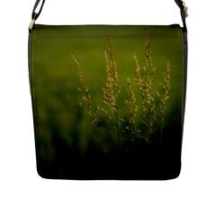 Grass Flap Closure Messenger Bag (large)