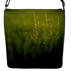 Grass Flap closure messenger bag (Small)