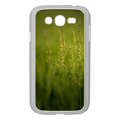 Grass Samsung Galaxy Grand DUOS I9082 Case (White)