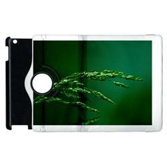 Waterdrops Apple iPad 2 Flip 360 Case