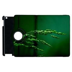 Waterdrops Apple iPad 3/4 Flip 360 Case