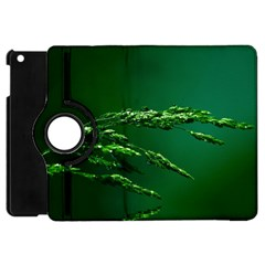 Waterdrops Apple Ipad Mini Flip 360 Case