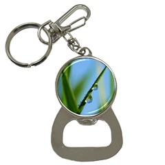 Waterdrops Bottle Opener Key Chain