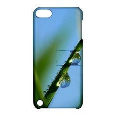 Waterdrops Apple iPod Touch 5 Hardshell Case with Stand
