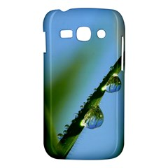 Waterdrops Samsung Galaxy Ace 3 S7272 Hardshell Case