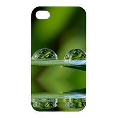 Waterdrops Apple iPhone 4/4S Premium Hardshell Case