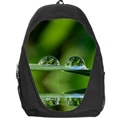 Waterdrops Backpack Bag