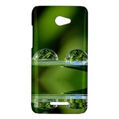 Waterdrops HTC X920E(Butterfly) Case