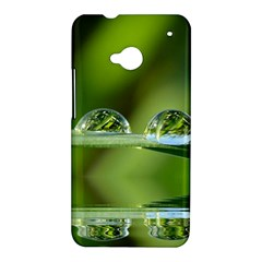 Waterdrops HTC One (M7) Hardshell Case
