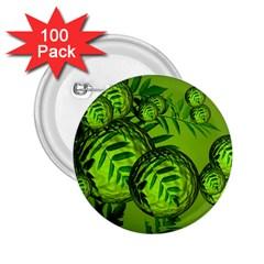 Magic Balls 2.25  Button (100 pack)