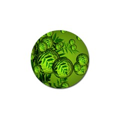 Magic Balls Golf Ball Marker 4 Pack