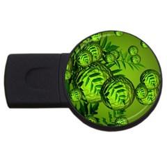 Magic Balls 2GB USB Flash Drive (Round)