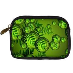 Magic Balls Digital Camera Leather Case