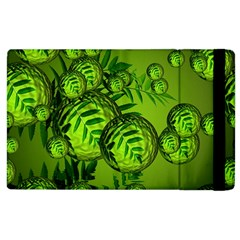 Magic Balls Apple iPad 3/4 Flip Case