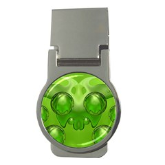 Magic Balls Money Clip (Round)