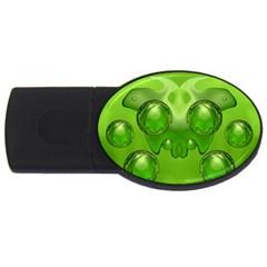 Magic Balls 4gb Usb Flash Drive (oval)