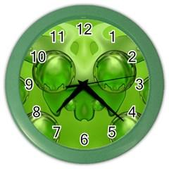 Magic Balls Wall Clock (Color)