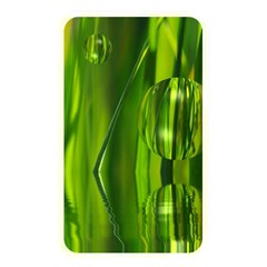 Green Bubbles  Memory Card Reader (Rectangular)