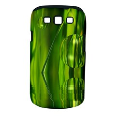 Green Bubbles  Samsung Galaxy S III Classic Hardshell Case (PC+Silicone)