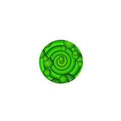 Magic Balls 1  Mini Button Magnet