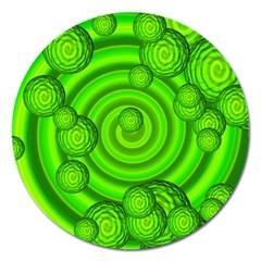 Magic Balls Magnet 5  (Round)
