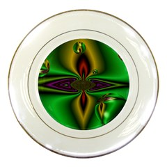 Magic Balls Porcelain Display Plate