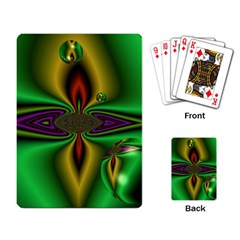 Magic Balls Playing Cards Single Design