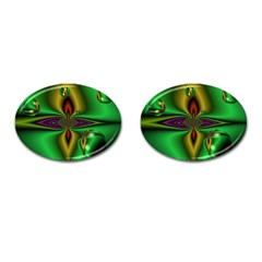 Magic Balls Cufflinks (Oval)