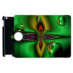 Magic Balls Apple iPad 3/4 Flip 360 Case
