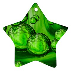 Magic Balls Star Ornament