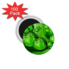 Magic Balls 1 75  Button Magnet (100 Pack)